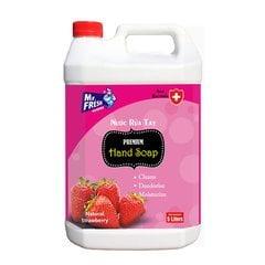 Nước rưả tay hương trái cây, can 5L tiết kiệm